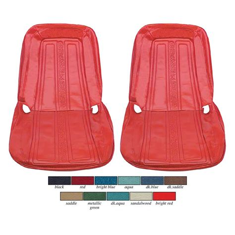 Chevy Truck Seat Upholstery Kits by 1970 All Makes All Models Parts W1027000131 1970