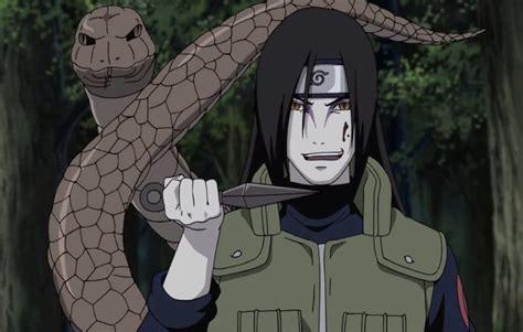 Anime Naruto Orochimaru Naruto Summarized Orochimaru Anime Amino