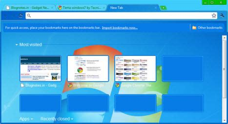 chrome theme classic windows 6 best google chrome themes os integrated themes download