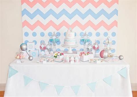 Baby Gender Reveal Decorations by 25 Creative Gender Reveal Ideas Hative