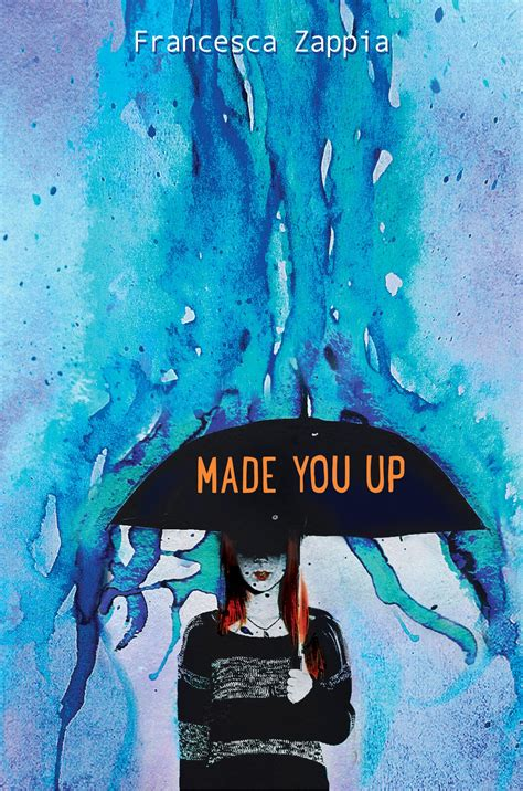 whooo you made with books zappia author of made you up the