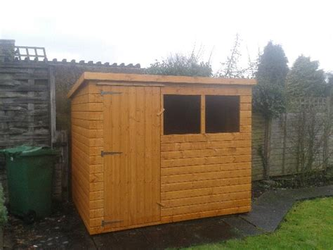 Garden Sheds West by Garden Sheds Delivered Throughout The West Midlands