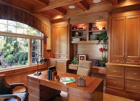 design home office using kitchen cabinets premium office cabinets custom cabinets houston cabinet masters