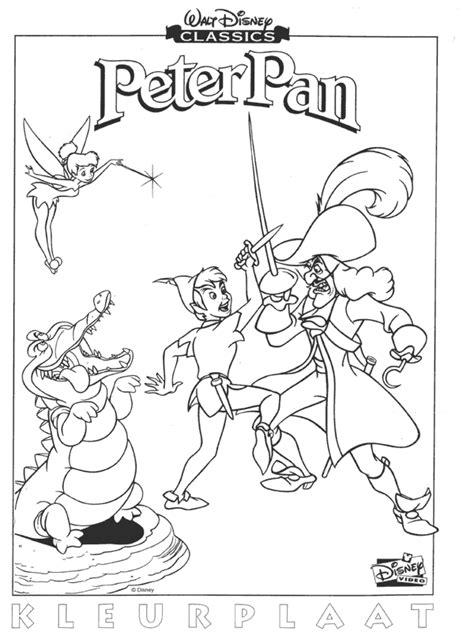 Kleurplaat Peter Pan Kleurplaten Nl Jake And The Coloring Pages