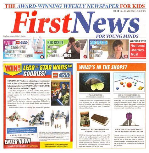 News Children by News Newspaper
