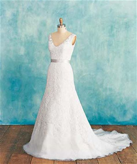 If You?re Apple Shaped   Wedding Dresses: How to Choose
