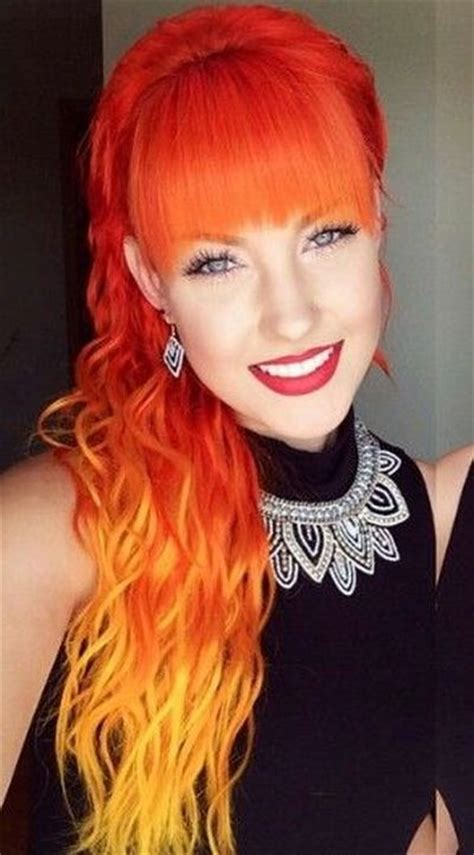 orange hair color best hair color for fair skin 53 ideas you probably missed