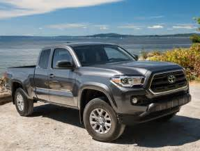 Toyota Tacoma San Antonio Redesigned 2016 Toyota Tacoma Now Coming From The