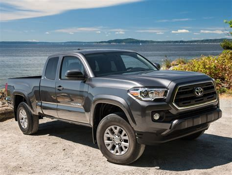 2016 Toyota Tacoma Pictures Redesigned 2016 Toyota Tacoma Now Coming From The