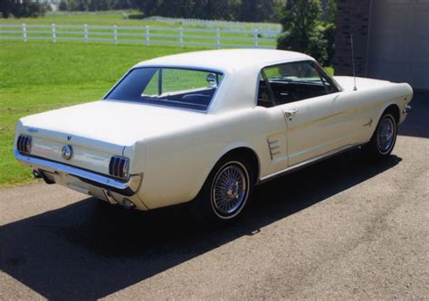 1966 FORD MUSTANG COUPE   79293