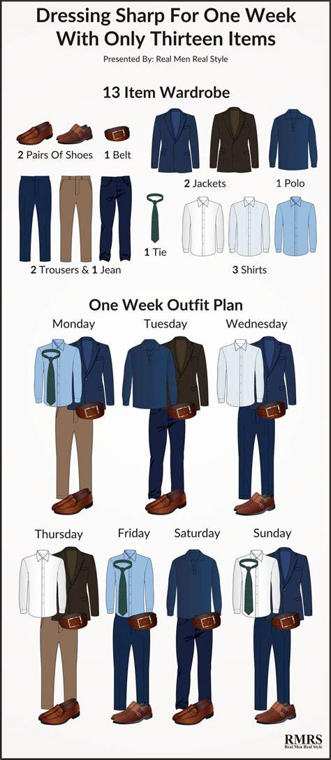 Essential Mens Wardrobe by 32 Essential Wardrobe Items For