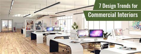 commercial interior design calgary design trends 2017 7 design trends for commercial interiors