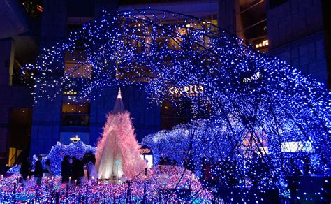 the best 5 of lovely christmas lights in tokyo a japper