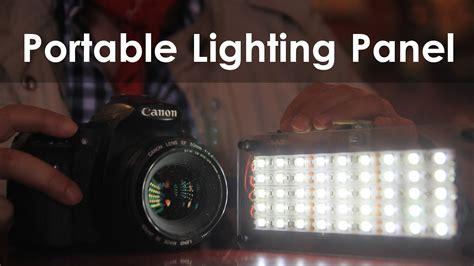 how to make a diy super bright portable led light