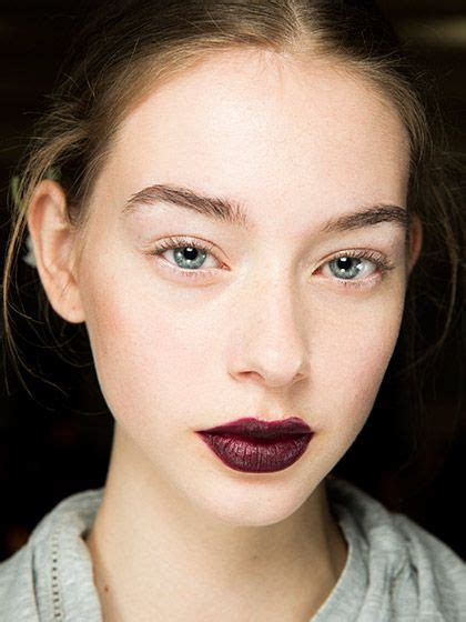 Fall Makeup Trends Contour 3 by 12 Makeup Looks From New York Fashion Week You Need To See