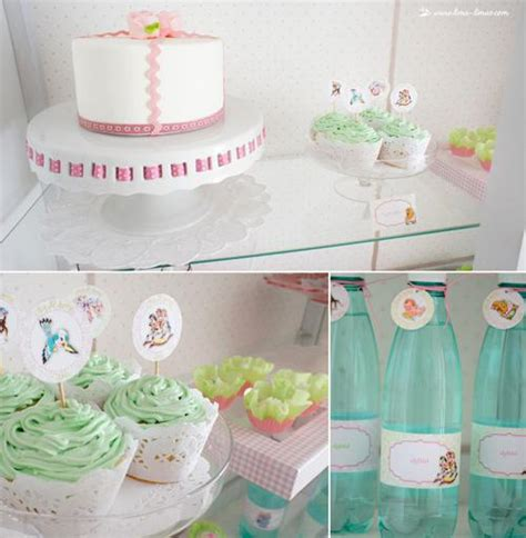 vintage baby shower ideas sweet vintage baby shower