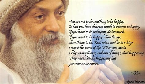 Birthday Quotes By Osho Osho Quotes On Happiness Quotesgram