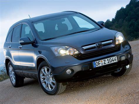 airbag deployment 2007 honda cr v engine control honda cr v euro specs 2007 pictures information specs