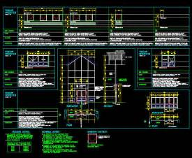 window templates for autocad cad drawing window schedule template 4