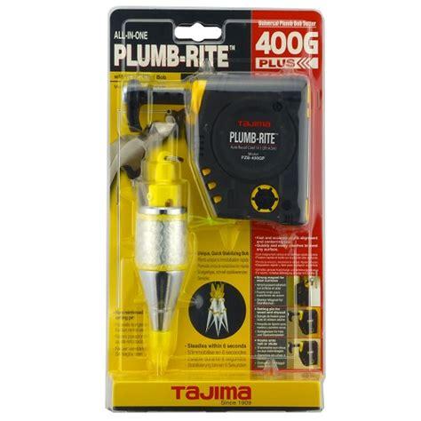 Tajima Plumb Rite by Tools That Last Plumb Rite 174 Bob 400g