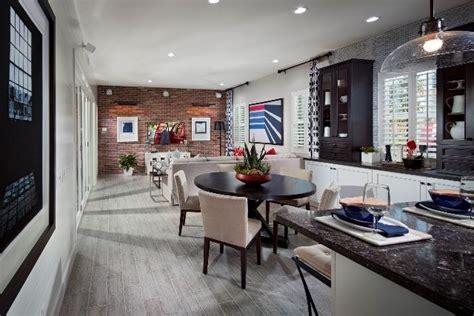 Shea Homes Design Center Irvine Brio S Single Level Sensation At Beacon Park Fits So Many