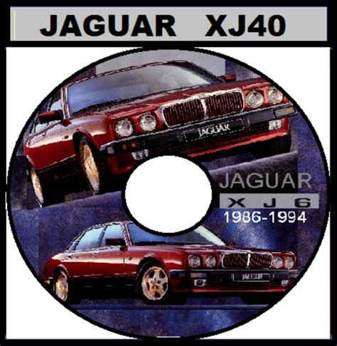 Jaguar Xj40 Xj6 Master Workshop Manual Download Manuals