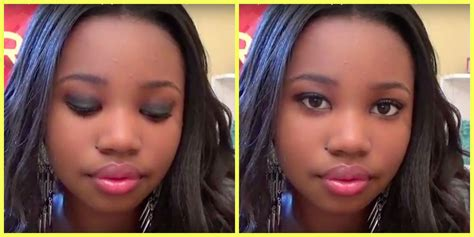 natural makeup tutorial for 12 year olds 12 year old makeup artist black smokey eye with glitter