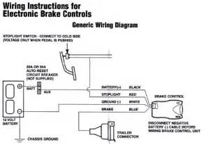 curt trailer brake controller wiring diagram circuit diagram free