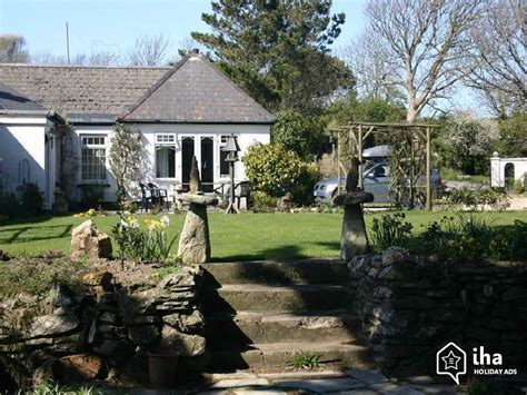 luxury cottage rentals uk house for rent in a estate in crantock iha 54402