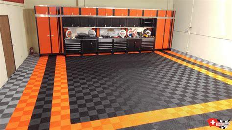 revetement pour garage sol de garage pour harley davidson transformez votre garage