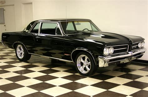 Late 60s Cars by 1964 Pontiac Gto Review Specs History