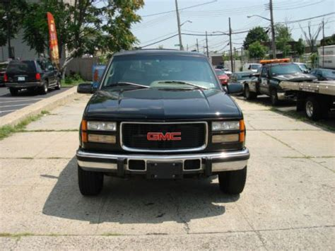 how to learn all about cars 1996 gmc rally wagon g3500 lane departure warning sell used 1996 gmc suburban 6 5 turbo diesel own owner government fleet l k in brooklyn new