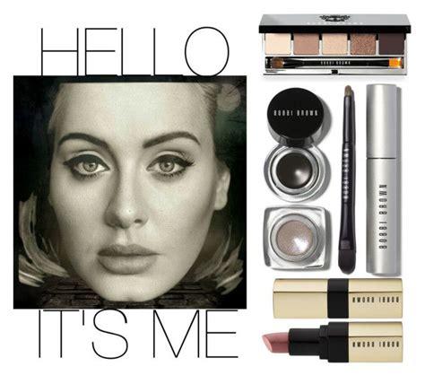 Makeup Adele quot quot hello it s me quot ft brown cosmetics quot by