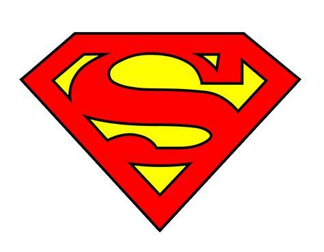 Superman Logo Clipart vector superman logo clipart best