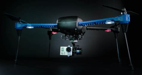 Drone Iris 3d robotics introduces iris consumer drone with follow me technology
