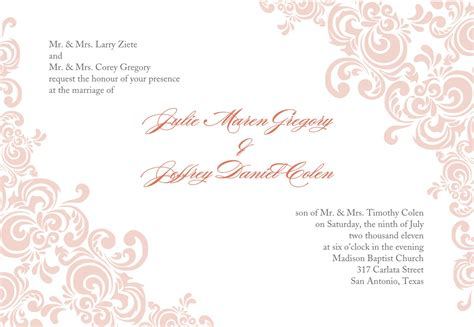 invatation template free printable graduation invitation templates 2013