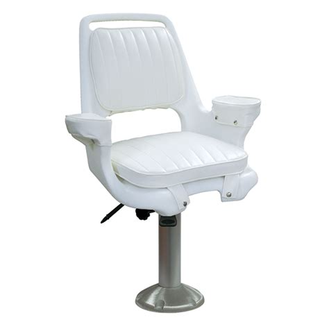 Marine Chairs by Wise Seating Captains Chair With Wp23 15 374 Pedestal