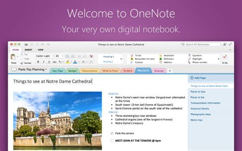 microsoft onenote microsoft onenote for ios and mac updated with new