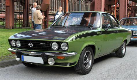 Opel Manta Gt by 1974 Opel Manta Gt E Sweet Rides