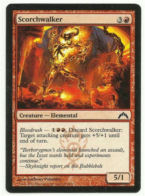 mtg top decks 17 best images about elemental deck on black