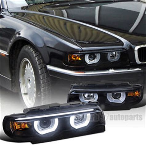 Corner L Bmw E38 1995 1998 Eagleeyes 1995 2001 bmw e38 7 series smoke projector headlights