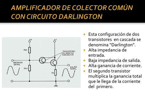 transistor darlington como funciona el transistor como lificador