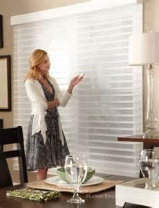 Horizontal sheer blinds a hybrid of a sheer shade and