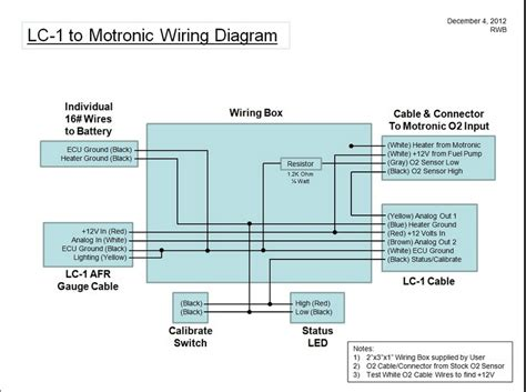 innovate wideband wiring diagram innovate get free image