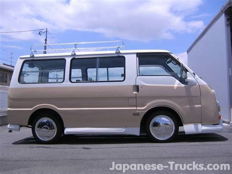 nissan vanette c22 modification view of nissan vanette photos features and tuning