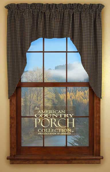 country porch curtains cambridge window curtain swags