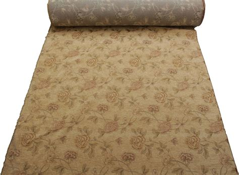 vintage sofa fabric floral distressed vintage traditional tapestry curtain