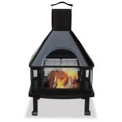 Outdoor Chimenea Fireplace Black Modern Chimenea Fireplace