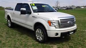 Used Ford F150 Trucks Used Truck For Sale Ford F150 Platinum 4wd Crew Cab