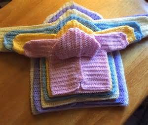 Crochet cardigans newborns the crazy good enough free crochet om yarns